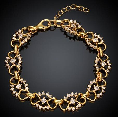 gold-bracelets-for-women-rose-pattern-18-k-gold-bracelet