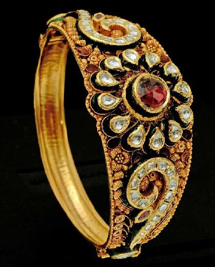 gold-bracelets-for-women-kundan-22-k-yellow-gold-bracelets