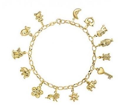 gold-bracelets-for-women-gold-bracelets-with-zodiacs-emblems