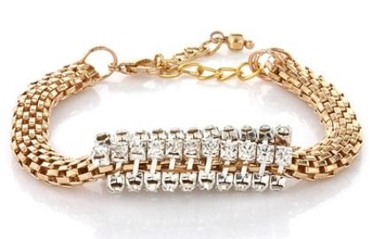 gold-bracelets-for-women-blueberry-stylish-gold-chain-bracelet