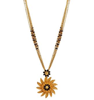 sunflower-managalsutra-design-11