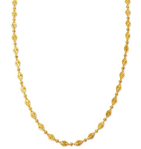 Long Length Gold Chain