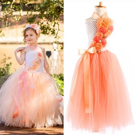 5 years girl dress