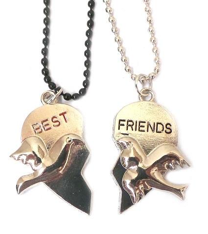 Friends Bird Locket