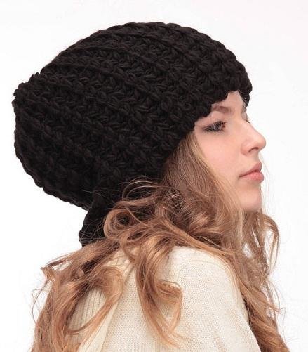 Women's Winter Slouchy Big Hats