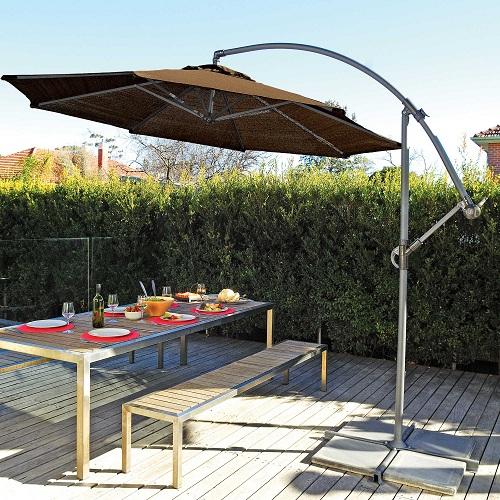 Small Patio Garden Umbrellas