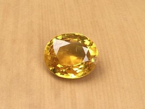 Loose Sapphire Gemstone