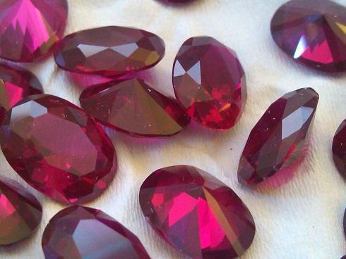 Loose Ruby Gemstone