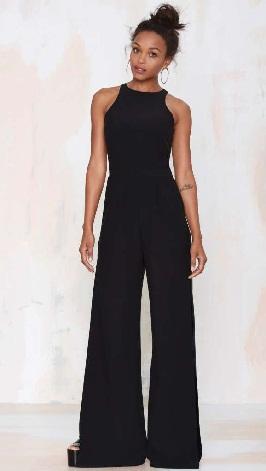 stylish-black-palazzo-jumpsuits