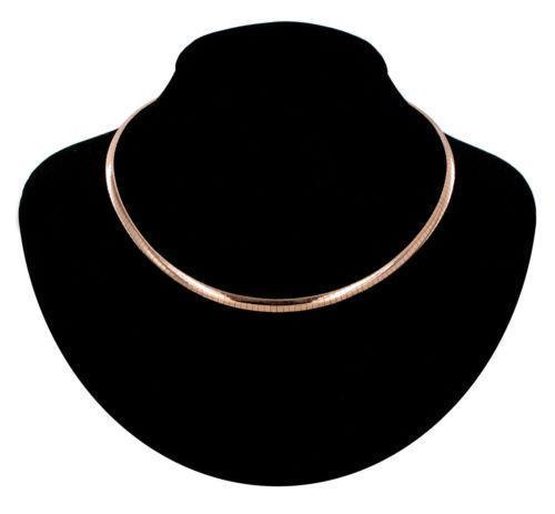 Omega Rose Gold Chain