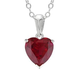 ruby pendant designs