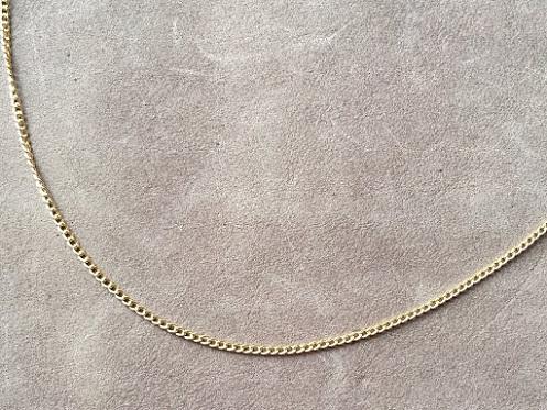 Small curb chain