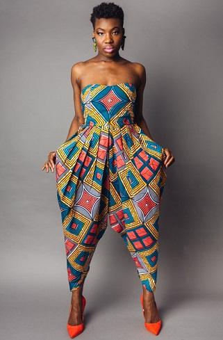 Baggy Style Ladies Designer Jumpsuits3