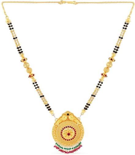 Divine 22k Gold Mangalsutra9