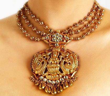9 Best Designs of Antique Temple Jewellery