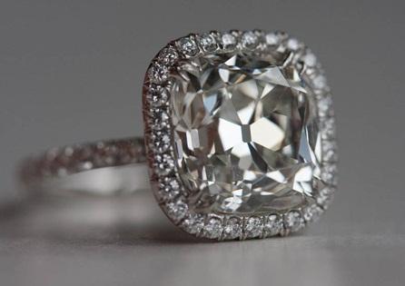 5 carat diamond rings