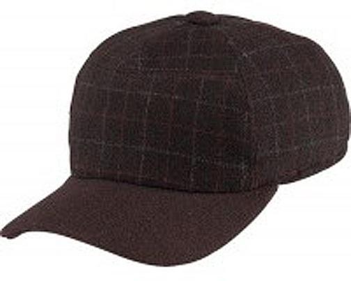 Italian Cashmere Baseball Hats