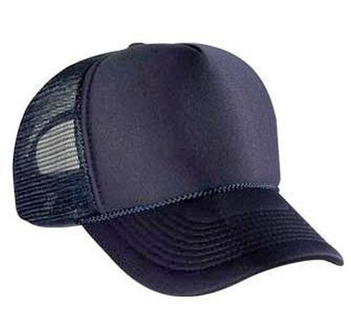 Polyester Foam Type Baseball Hats