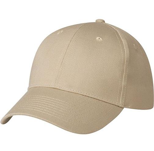 Six Panel Unisex Baseball Hats