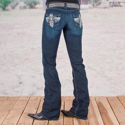 Cowboy Low Rise jeans