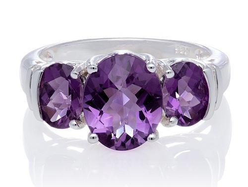Purple Topaz Birthstone
