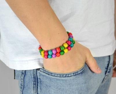 colourful-beaded-bracelet-7