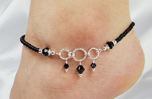black-anklet-designs-jet-black-crystal-anklet