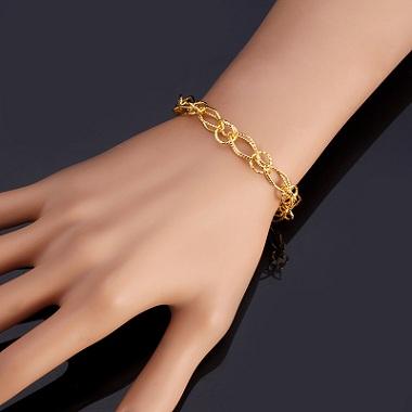 golden-chain-bracelets-for-women-2