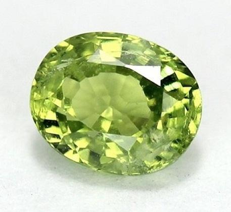 Grossularite Garnet Gemstone