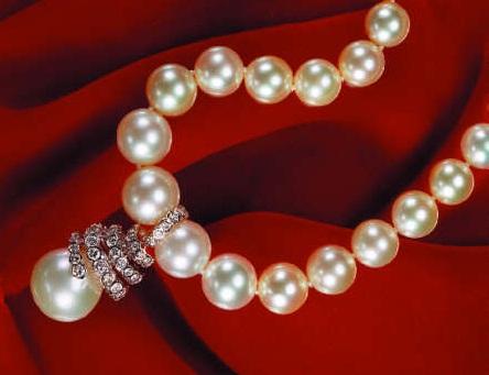 South Sea Pearl Pendant