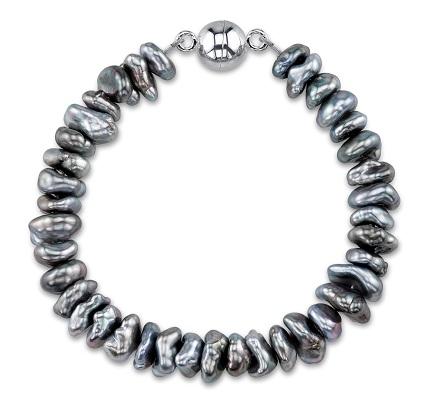 South Sea Keshi Pearl Bracelets