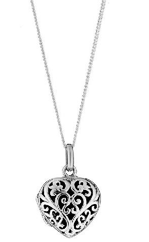 silver-heart-locket