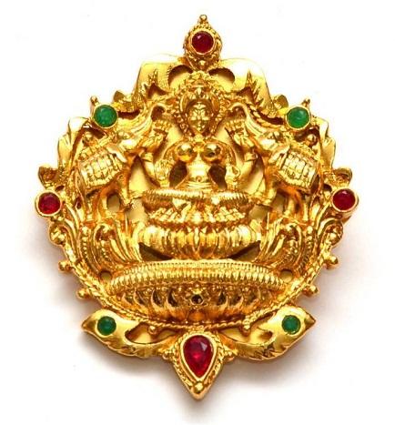 Artificial Temple Jewellery Pendants