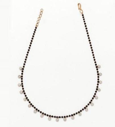 Simple Chain 1 Gram Gold Mangalsutra