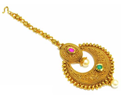 Gold MaangTikka