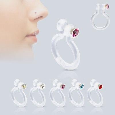 Magnetic Sparkling Nose Ring