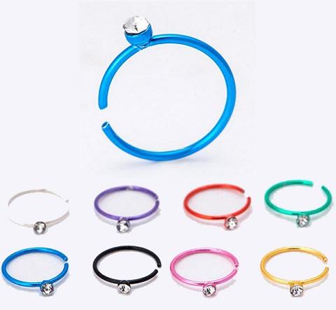 Magnetic Popular Nose Ring