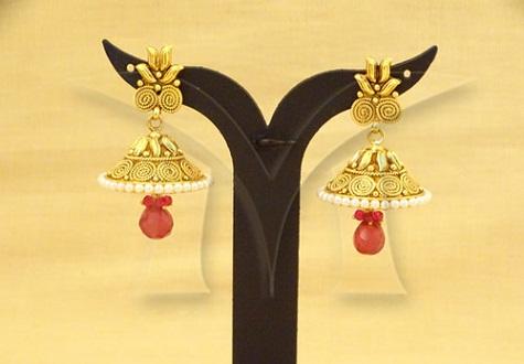temple-jewellery-earrings-goddess-lakshmi-coin-traditional-temple-earring