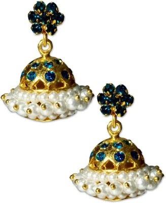 temple-jewellery-earrings-blue-diamonds-temple-earrings