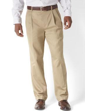 Office Wear Khaki Jeans