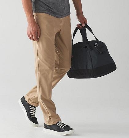Slim fit Stretch Khaki Jeans