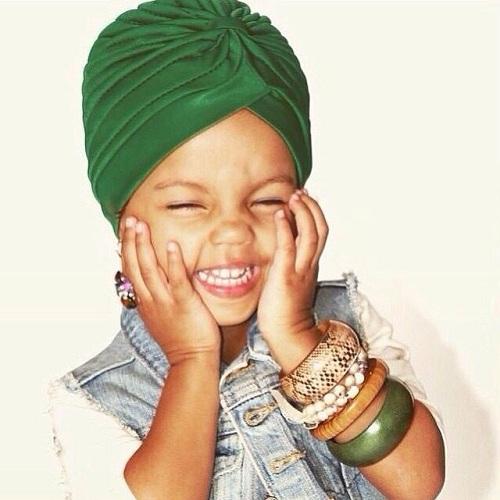 Kids Turban Hijab