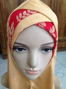 Ninja Criss Cross Hijab Caps