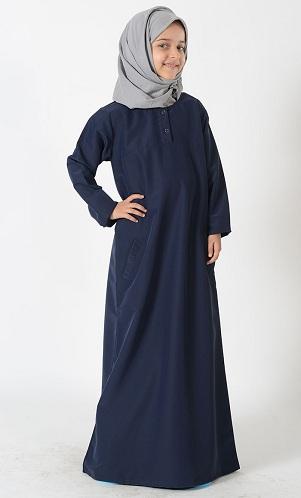 Abaya Child Hijab