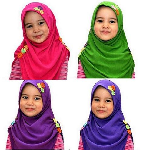 Trendy Kids Hijab