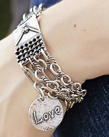 Multi-link Love Bracelet
