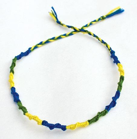 Thin Friendship Bracelet