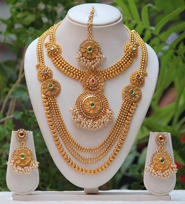 antique-bridal-imitation-jewelry-set-6
