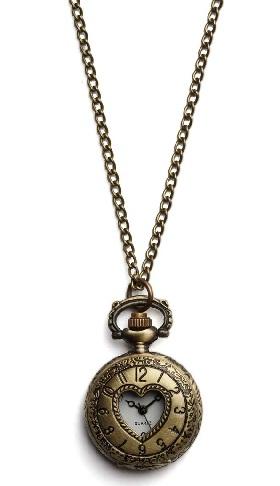 chain-lockets-clock-chain-locket