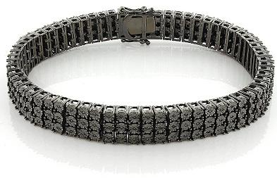 black-diamond-bangle-for-mens